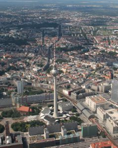 Berlin from the air